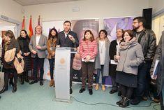 Valladolid cuenta ya con un centro de referencia en materia de igualdad y prevención de violencia de género http://www.revcyl.com/web/index.php/sociedad/item/10500-valladolid-cuenta-ya