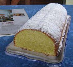 La Belle Auberge: Torta di mandorle al Kirsch