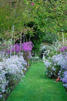 Jardin d'Edith Mc Leod