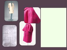 Balenciaga One Seam Coat