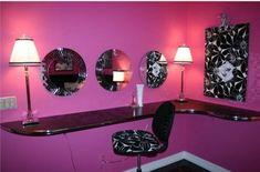 jugendzimmer gestalten 100 faszinierende ideen madchenzimmer gestalten rosa wandfarbe tolle dekoideen