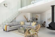 One-Bedroom-Clifton-Beach-Apartment-With-Pool_Cape-Town_Cape-Concierge - 1… Cape Town Holidays, Clifton Beach, Beach Villa, Sofa, Couch, Most Beautiful Beaches, Concierge, One Bedroom, Homes