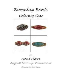 Blooming Beads Volume One A Sand Fibers For by SandFibers on Etsy