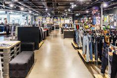 Lamina Store design Helsinki Helsinki, Street View, Retail, Sleeve, Retail Merchandising
