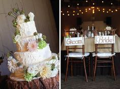 Image detail for -This down-home country wedding came from the heart of Liberty and ...