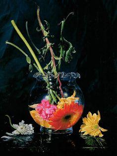 Eric Wert, 1976 ~ Hyperrealist Floral Still Life painter | Tutt'Art@ | Pittura * Scultura * Poesia * Musica |