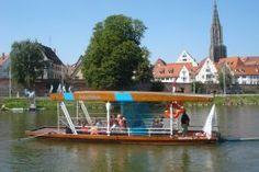 Ulm/Neu-Ulm : Solarboot