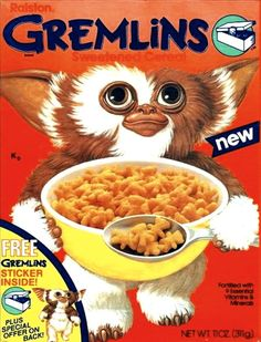 Awesome Cereal Box Designs From The 1980s - DesignTAXI.com