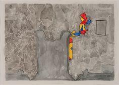 """Ends 9/1: """"Jasper Johns: Regrets"""""""