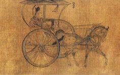 晋-顾恺之-列女仁智图7 | Painted by the Jin Dynasty artist Gu Kaizhi 顾… | China Online Museum - Chinese Art Galleries | Flickr