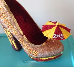Confessions of a glitter addict: Lucky Dog Cart Shoe