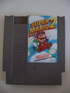 Super Mario Bros. 2 for Nintendo NES!