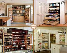 In my dream kitchen.........