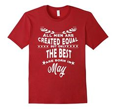 $13.95. Men's All Men Are Created Equal But The Best Are Born In ... https://www.amazon.com/dp/B06ZXXX6FF/ref=cm_sw_r_pi_dp_x_exf-ybKA2C5AX