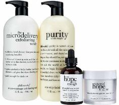 philosophy super-size cleanse, treat & moisturize Auto-Delivery
