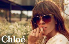 Cholé sunglasses Spring-Summer 2014 campaign