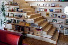 Escalera-Librero =)