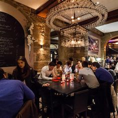 Wine Bars in Lyon