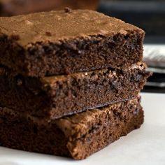 Receita de Brownies {direto de NYC}