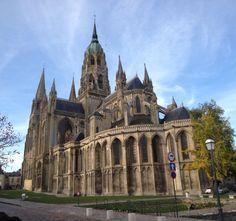 Cathedrale de Notre Dame de Bayeux