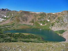 ProTrails | Rogers Pass Lake and Heart Lake, East Portal Trailhead, Indian Peaks Wilderness Area, Colorado
