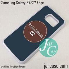 Billabong Style Phone Case for Samsung Galaxy S7 & S7 Edge