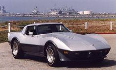 Silver Anniversary Corvette ~ LoVe