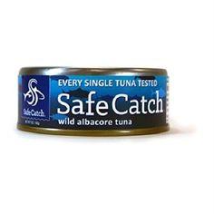 Safe Catch Wild Albacore Tuna (12x5 Oz)