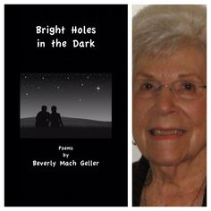 FINISHING LINE PRESS BOOK OF THE DAY: Bright Holes in the Dark by Beverly Mach Geller   $13.99, paper   https://finishinglinepress.com/product_info.php?products_id=2676&osCsid=705c87be2tj1uim7k997d1t2t0
