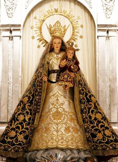 Our Lady of Consolation and the Cincture (Nuestra Señora de la Consolacion y Correa)