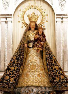 Our Lady of Consolation and the Cincture (Nuestra Señora de la Consolacion y Correa)