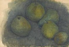 View STILL LIFE WITH PEARS By Pavel Tchelitchew; watercolour on paper laid on canvas; 33 by 13 by Signed; Access more artwork lots and estimated & realized auction prices on MutualArt. Be Still, Still Life, Auction, Watercolor, Pears, Canvas, Artwork, Painting, Paper