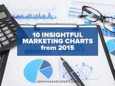 10 Insightful #Marketing Charts from #2015 http://www.convinceandconvert.com/digital-marketing/marketing-charts-2015/