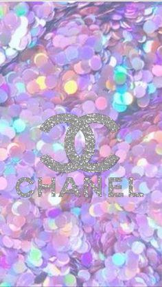 background, chanel, overlays, pastel, purple, sparkle, tumblr, credits:me