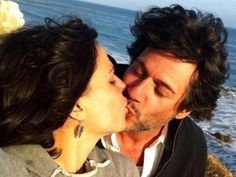 Lana Parrilla + Fred Di Blasio = ADORABLE!!! Congratulations to Lana and Fred for getting engaged! We love you!  #EvilRegal *Note- Fred Di Blasio is not Fred's full name. It is actually Alfredo Giacomo Felice Di Blasio.