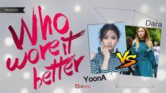 Who Wore It Better: YoonA vs. Dara http://www.allkpop.com/article/2016/10/who-wore-it-better-yoona-vs-dara