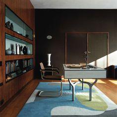 Form 2 by Tom Dixon for The Rug Company Tom Dixon, Workspace Inspiration, Room Inspiration, Inspiration Boards, Interior Architecture, Interior Design, Minimalist Apartment, Rug Company, Room Set