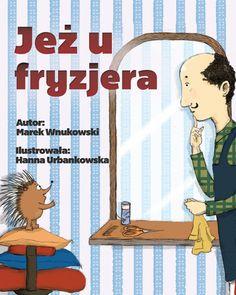 Jeż u fryzjera - ilustrowany audiobook dla dzieci