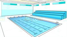 Wohnschwimmbecken Abmessungen Dekoration Ideen Olympic Size Swimming Pool Swimming Pools Lap Pool Designs