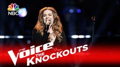 "The Voice 2016 Knockout - Katie Basden: ""Gypsy"""