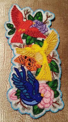 Beading Patterns Free, Bead Patterns, Animal Art Prints, Beadwork Designs, Beads Pictures, Native Design, Native Beadwork, Elephant Art, Native American Beading
