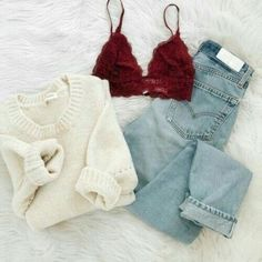 36 Winter School Outfits Ideas with Jeans Inspiring for Teens , Winter-Outfit-Jeans 36 Winter School Outfits Ideas with Jeans Inspiring for Teens Winter Outfits For School, Fall Winter Outfits, Summer Outfits, Winter Dresses, Cute Outfit Ideas For School, Summer Dresses, Winter Outfits Tumblr, Comfy Fall Outfits, Outfits For Teens For School