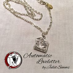 Automatic loveletter by Juliet Simms never take it off