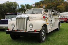 Mack Fire Truck Model B-85