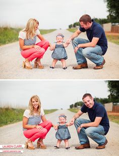 LOVE this family photoshoot via Lauren Clark (laurenclarksblog.com)