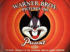 Rodents - Rabbits on Television - Bugs Bunny - Warner Brothers/Merrie Melodie/Looney Tunes Bugs Bunny Cartoons, Looney Tunes Cartoons, Old Cartoons, Classic Cartoons, Popular Cartoons, Famous Cartoons, Animated Cartoons, Warner Brothers, Warner Bros