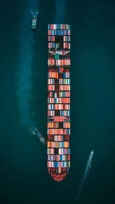 movimento/estabilidade (cores/formas) quente/frio (barco/mar) #dronephotographyideas