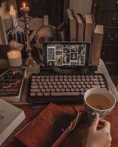 Autumn Aesthetic, Brown Aesthetic, Slytherin, College Aesthetic, Dark Paradise, Autumn Cozy, Collage, The Villain, Dark Art