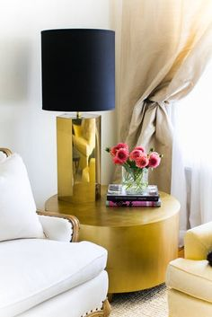 House Tour: A Small, Elegant, French-Inspired Home | Apartment Therapy