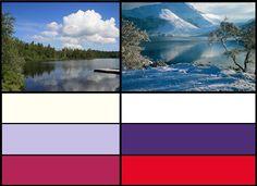 Красота, вдохновленная природой - Поиск цветотипа - определение второстепенной характеристики.